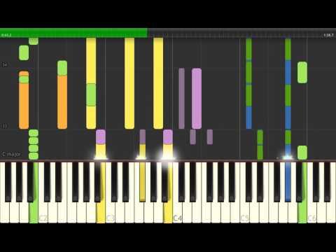 Dragon Ball Z - Gohan's Anger (Piano Tutorial)