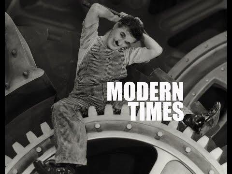 Tempi Moderni (1936): l'industrializzazione umana 11
