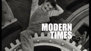 Charlie Chaplin - Modern Times (Trailer)