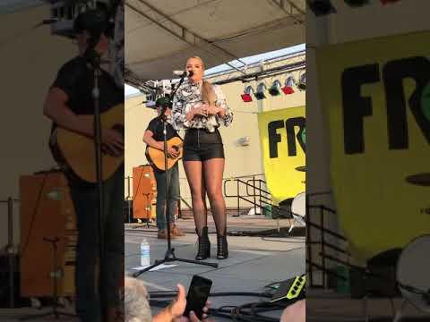 Gabby Barrett Live The Good Ones York Fair September 11, 2019 American Idol Star