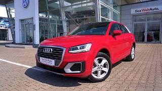 Audi Q2 - інноваційний автомобіль.