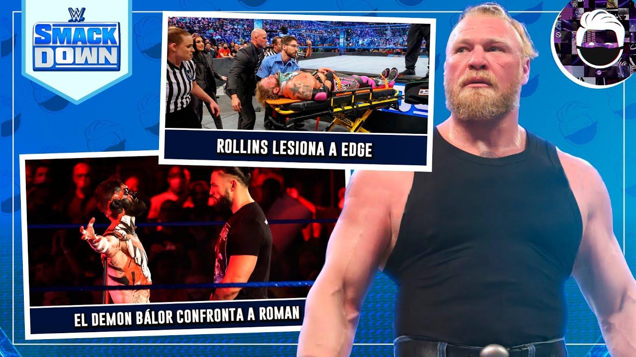 Descongelaron a Brock Lesnar | SmackDown #1151 | Resumen Genérico