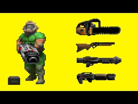 Weapon Stats and Mechanics |