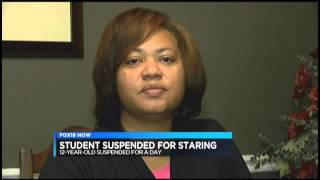 Download 12 Year Old Black Boy Suspended For Staring At A White Girl! MP3 song and Music Video