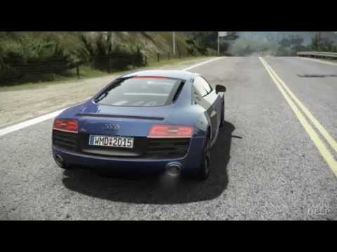 Audi R8 Mechanical Fault - Project Cars