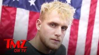 Jake Paul FBI Raid Was Not Over Firearms | TMZ