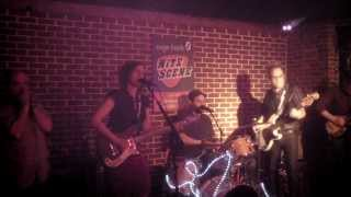 Erin Harpe & the Delta Swingers - Chauffeur Blues, Live at The Back Page