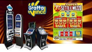 Gratta & Vinci - Proviamo il Super 7½!