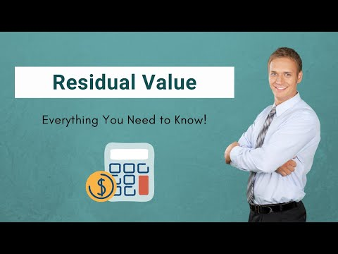 Residual Value (Definition, Example) | How To Calculate?