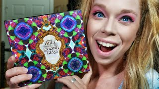 ALICE IN WONDERLAND PALETTE!- FIRST IMPRESSION FRIDAY!