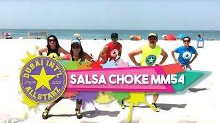 Salsa Choke MM54 | Zumba® Fitness|  Salsa & Choke | Lora Gregorio