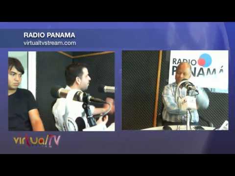 Radio Panama Entrevista a Juan Paga