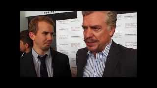 THAT NERD SHOW: Interview with William Bakke & Christopher McDonald on the Red Carpet