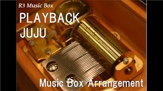PLAYBACK/JUJU [Music Box]