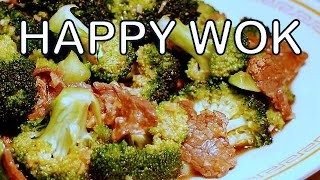 Beef Broccoli :stir Fry : Authentic Cantonese Cooking