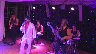 Banda Baile BH Elvis Presley Caricato - It's Now or Never aniversário