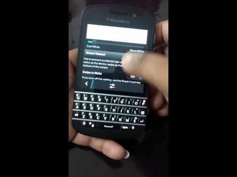 Hidden Features Of Blackberry Q10