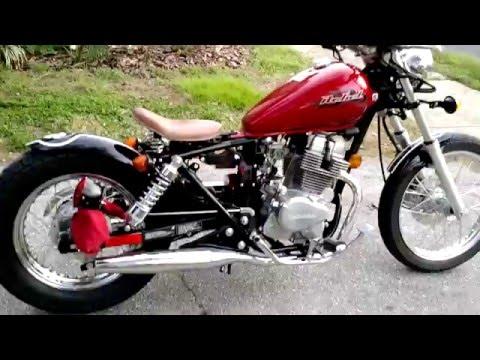 2015 Honda Rebel >> Honda Rebel Bobber Motorcycle project - NOT Blue Collar ...