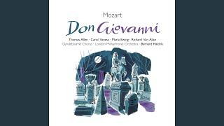 Don Giovanni K527, ATTO PRIMO, Scena terza, Recitativo & Quartetto: Mi par ch