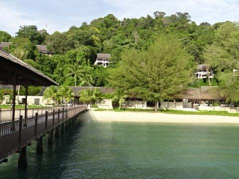 Pangkor Laut Resort, a YTL Luxury Resort, Malaysia
