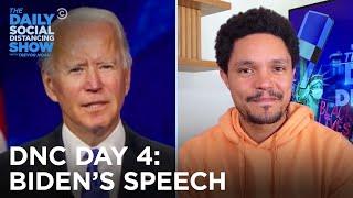 DNC Day 4: Biden's Big Speech | The Daily Social Distancing Show