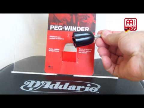 D'Addario | Peg Winder Series