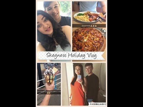 Skegness Holiday Vlog 2016