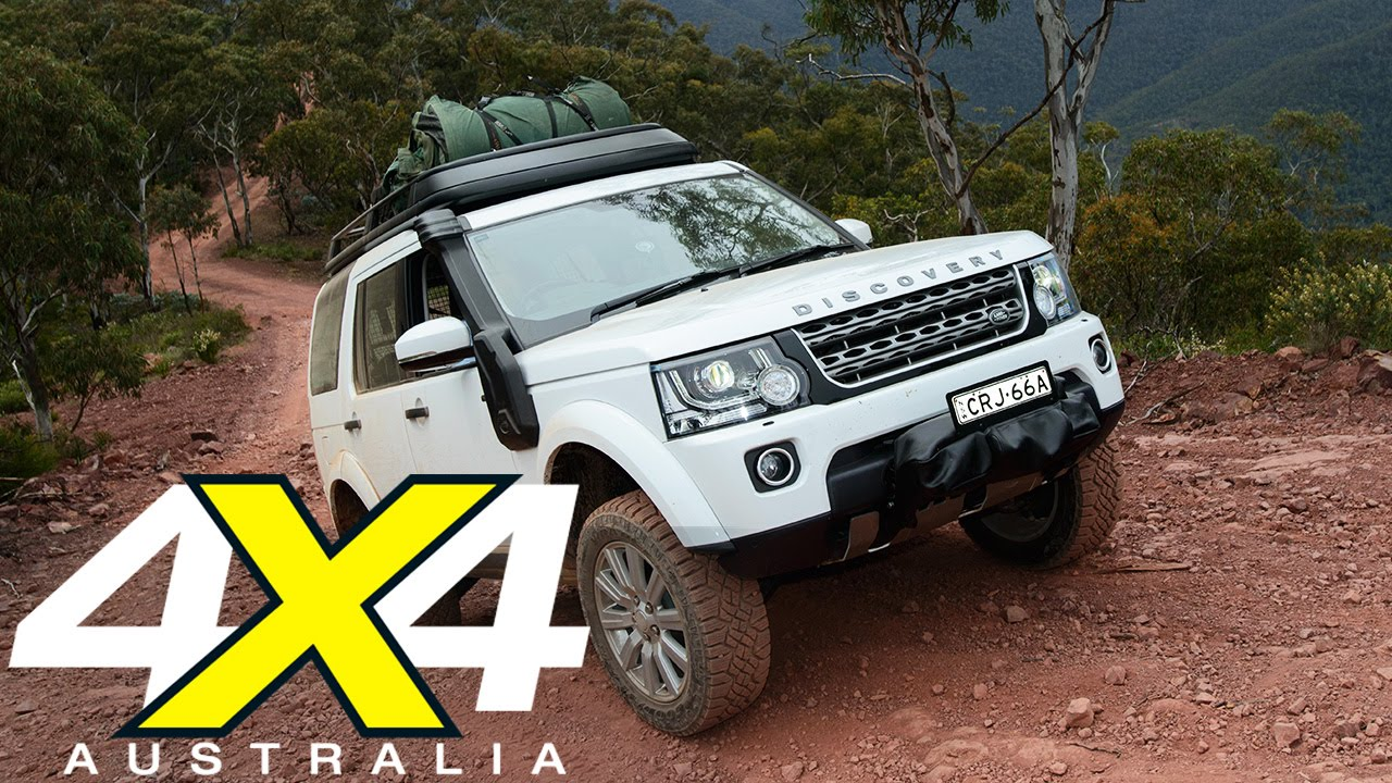 land rover discovery tdv6 road test 4x4 australia youtube. Black Bedroom Furniture Sets. Home Design Ideas