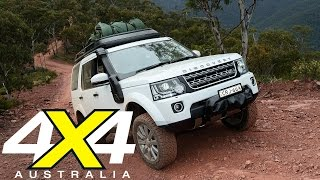 Land Rover Discovery TDV6 | Road test | 4X4 Australia