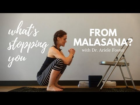 What's Stopping You from Malasana / The Deep Yoga Squat
