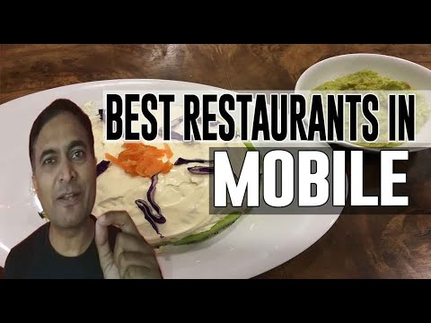 Best Restaurants And Places To Eat In Mobile, Alabama AL