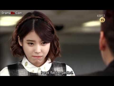 Jang Keun Suk and IU The Revenge Pretty Man