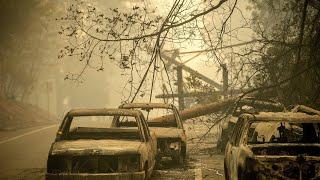 Waldbrände in Kalifornien: Zahl der Toten steigt auf 31