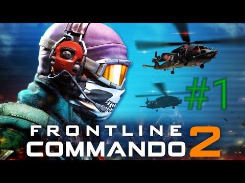 Frontline commander 2 Gameplay #1 || Hars Maan