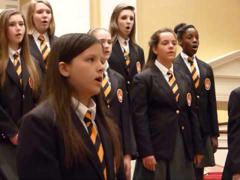 14. Cerfvolant  Christopher Barratier & Bruno Coulais; Mercer University Children's Choir