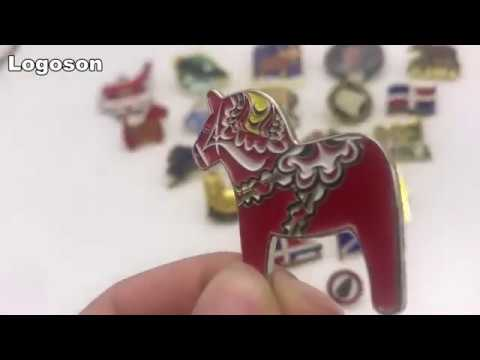 Types of Metal Enamel Pin Badges - It's Time to Upgrade Your Wardrobe!