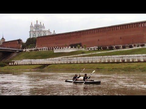 От истока Днепра до границы с Республикой Беларусь