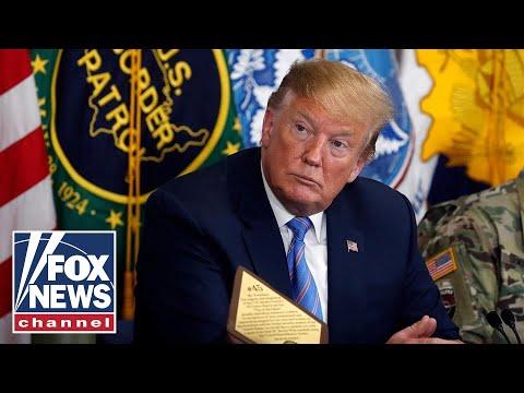 Trump making moves at DHS as immigration crisis heats up