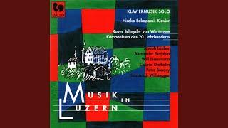 10 Klangfiguren, Heft 1, Op. 224: No. 2, Allegro aperto