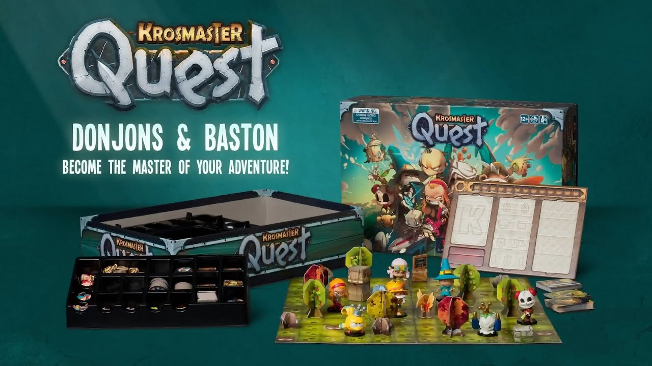 Loony Quest Review | Board Game Quest