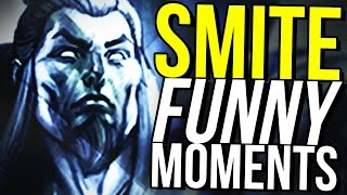 HOW TO RIDE HE BO! (Smite Funny Moments)