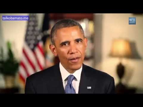 Obama: Subscribe NOW   A Full Stop Punctuation Production