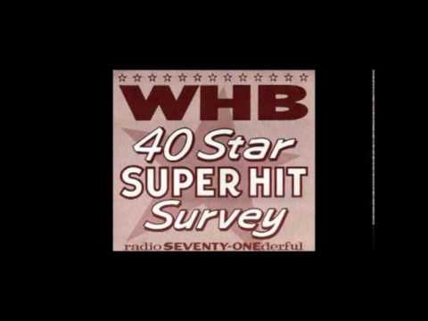 71 WHB Radio liner RE-ENACTMENT    Kansas City (From 1979)