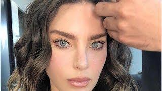 Belinda le responde a Danna Paola por copiarle su look