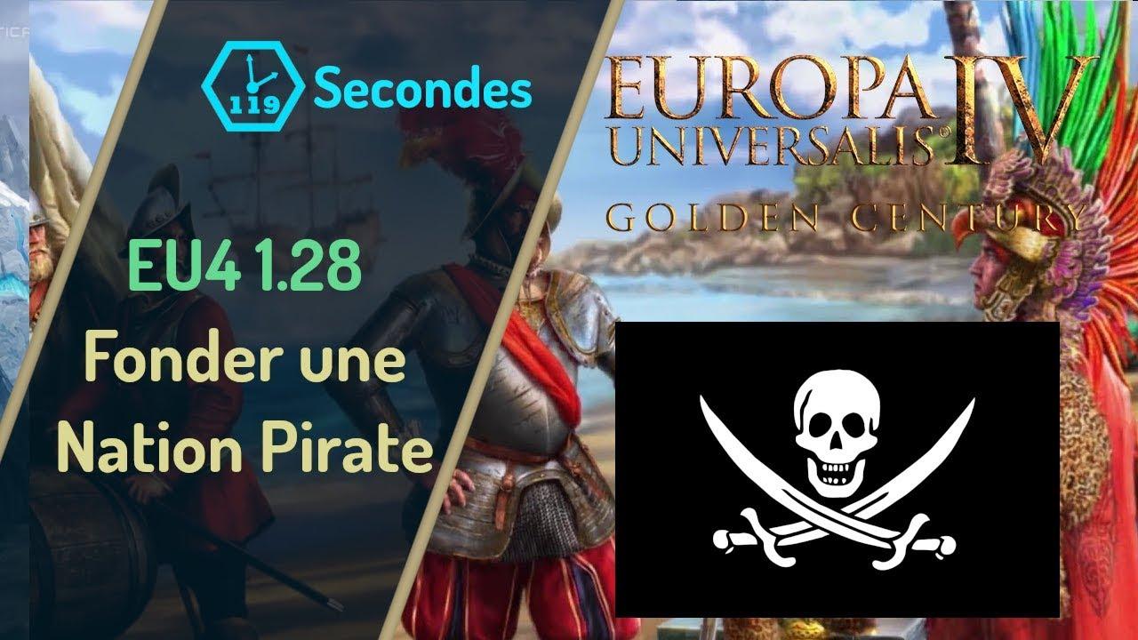 [FR] EU4 : Jouer une Nation Pirate [TUTO/INFO]