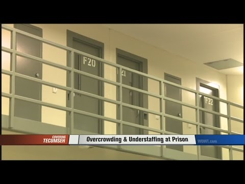 Death Row at Tecumseh State Prison
