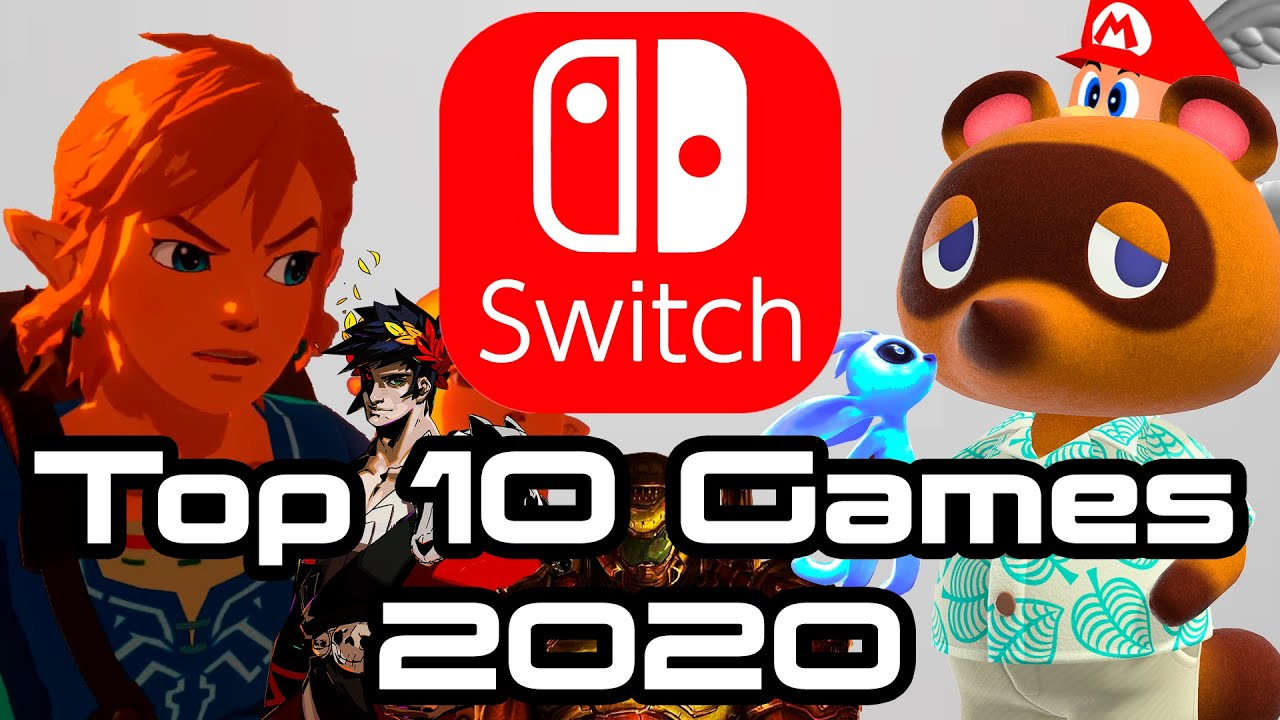 Feature: Best Nintendo Switch Games Of 2020