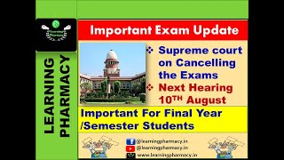 #12 | Breaking News For All University Students | Supreme Court Refuse To Pass Interim Order