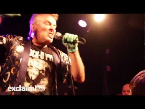 Jello Biafra and the Guantanamo School of Medicine - John Dillinger (LIVE from This Ain't Hollywood)