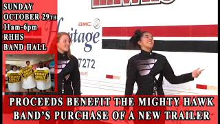 Mighty Hawk Band: Mattress Fundraiser 10|29|17